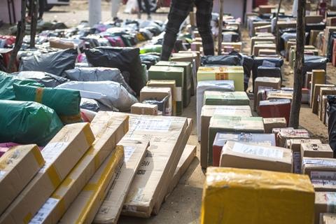 报告:中国快递纸箱类包装废弃物重复使用率不到5%