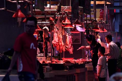 猪肉价格同比翻倍 分析称或将涨至明年9月