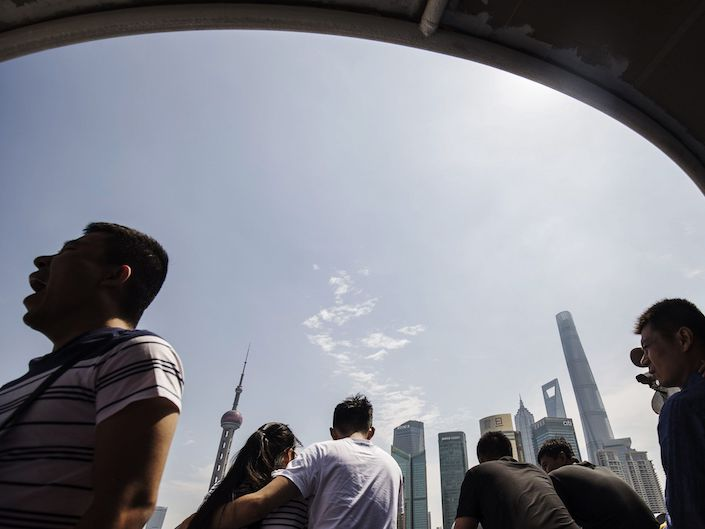 China is revising rules to support companies' fundraising amid economic slowdown. Photo: Bloomberg