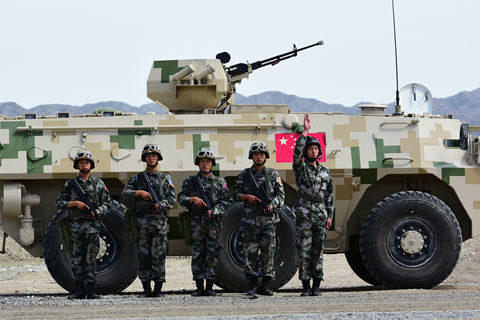 中国陆军将赴夏威夷与美军举行人道救援减灾联合演练