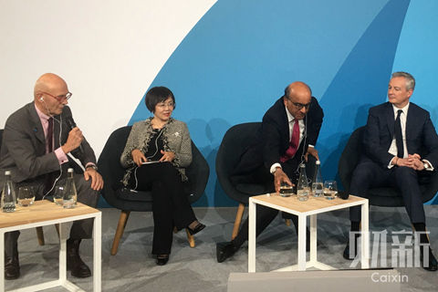 """胡舒立:中国可在WTO减少""""特殊和差别待遇"""""""