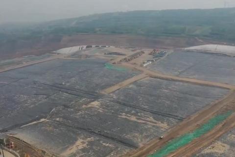 西安国内最大垃圾填埋场提前20年饱和