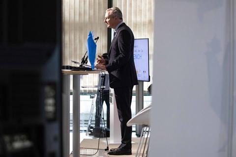 法国经济部长:解决多边体系问题需国内制度改变