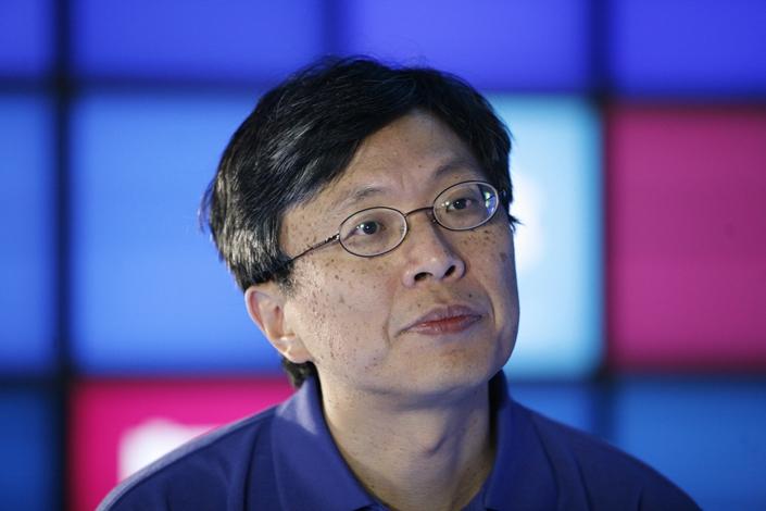 Microsoft Executive Vice President Harry Shum. Photo: VCG