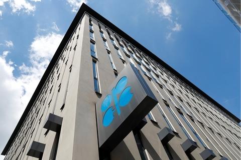 OPEC预测明年石油供应过剩情况有望缓解