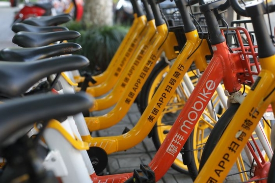 China's Shared-Bike Services Keep Getting More Expensive - Caixin Global