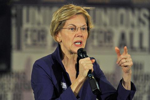 人物|激进变革者沃伦:不止想当女总统