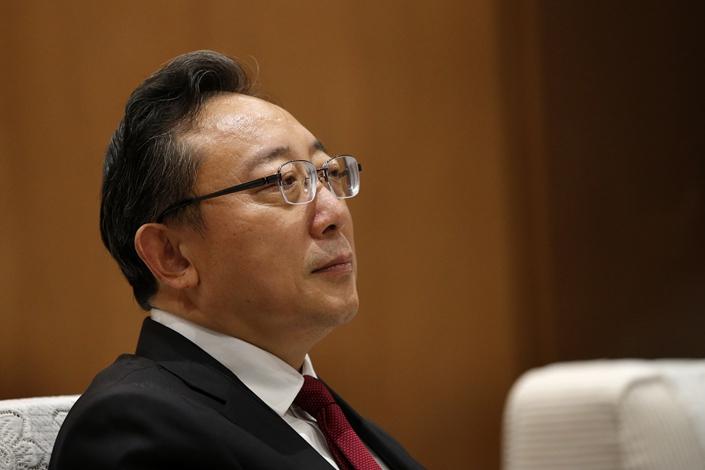 Nankai University President Cao Xuetao. Photo: VCG