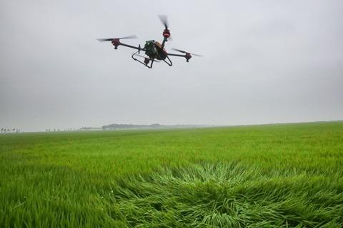 极飞科技携手空客 重返物流无人机研发