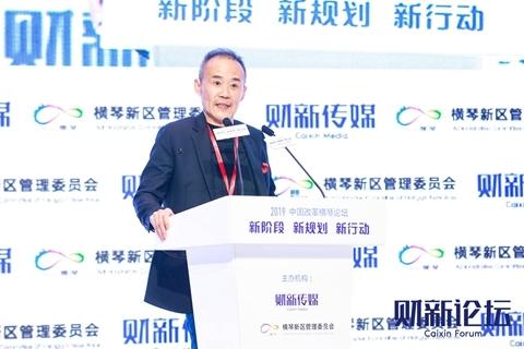 王石:政府应加快对外投资以引入优质资源