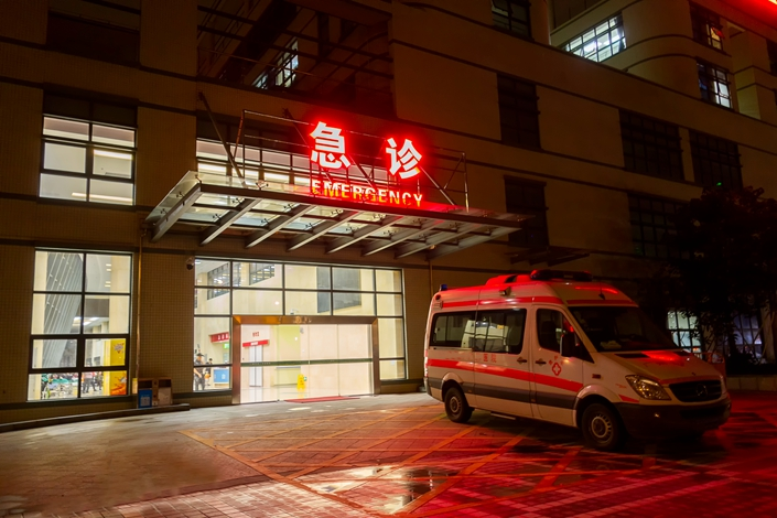 Four people who had close contact with the patient have been quarantined for medical observation, but have not shown any symptoms. Photo: IC Photo