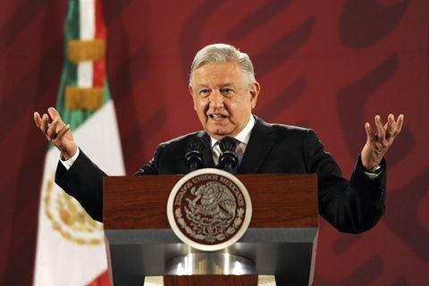 墨西哥拒绝美国干涉内政 反对美将贩毒集团列为恐怖组织