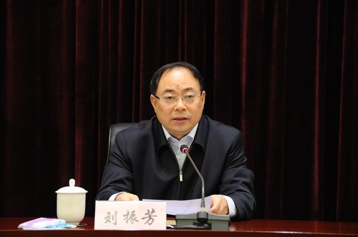 Liu Zhenfang. Photo: IC Photo