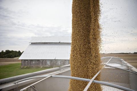 中国对部分美国大豆,猪肉等商品排除反制性关税