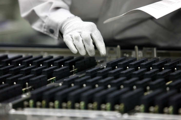 The deals will be a boost to the company as it aims to begin chip production.  Photo: VCG