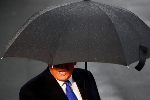 美国政党政治:弹劾,初选和党的领导