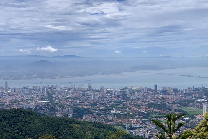 The Northern Corridor Economic Region covers Perlis, Penang (pictured), Kedah and northern Perak.Photo: The Straits Times