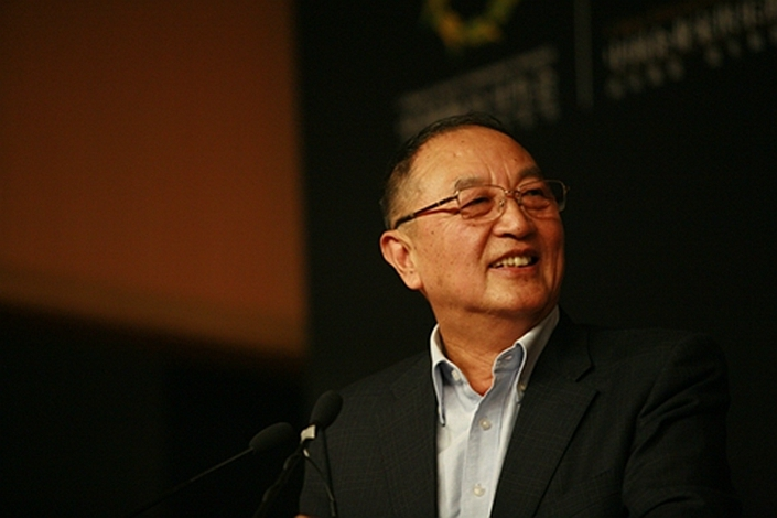Lenovo co-founder Liu Chuanzhi. Photo: VCG