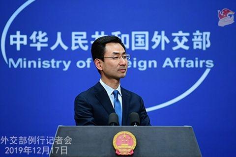 外交部:半岛形势处于重要敏感期 政治解决的紧迫性上升