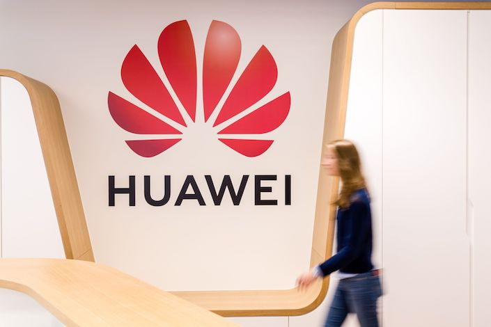 The Trump administration announced an export ban against Huawei in May. Photo: Bloomberg