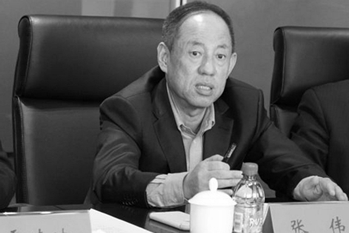Zhang Wei. Photo: Jinzhou city government