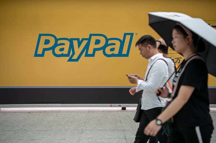 PayPal will have to fight an uphill battle to break the duopoly of Alipay and WeChat Pay.
