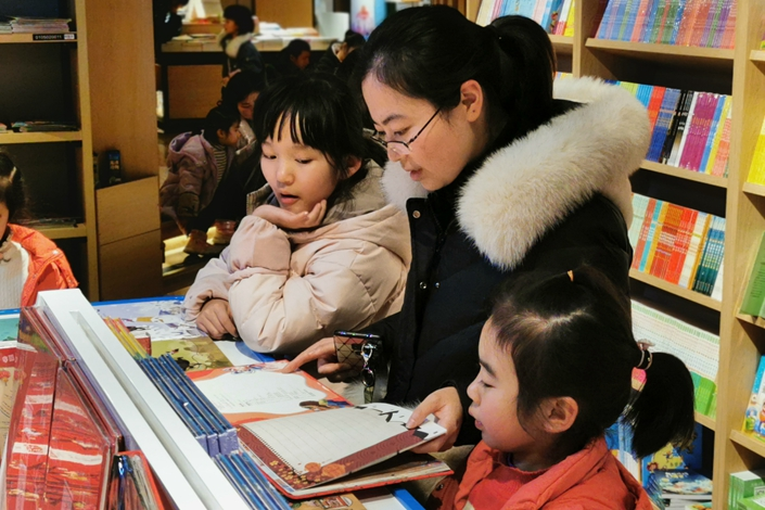 Chinese publishers say the quality of illustrations and design from authors and illustrators in Australia are more developed than in China.