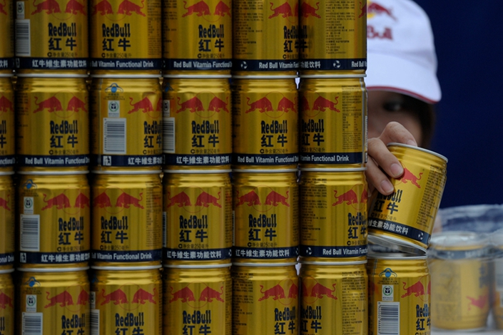 Red Bull's Thai creator has been embroiled in a dispute with its Chinese partner since 2014.