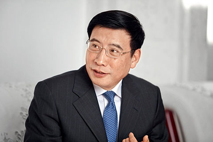 Minister of Industry and Information Technology Miao Wei.
