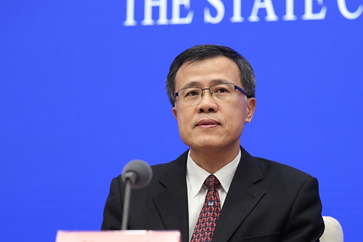 Xiao Yuanqi. Photo: State Council Information Office