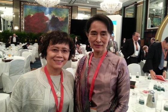 Hu Shuli: Reflections on Myanmar's Leader
