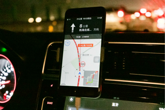 Tesla Switches to Baidu for In-Car Map Services