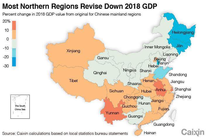 Shandong chart