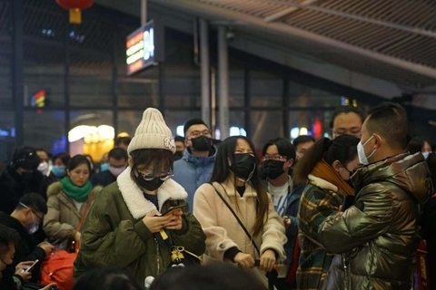 Wuhan Suspends Public Transit System Amid Virus Fears