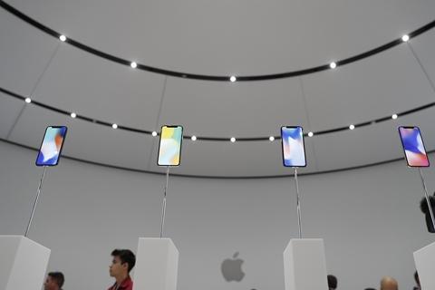 苹果手机收入重回增长 疫情影响中国门店运营