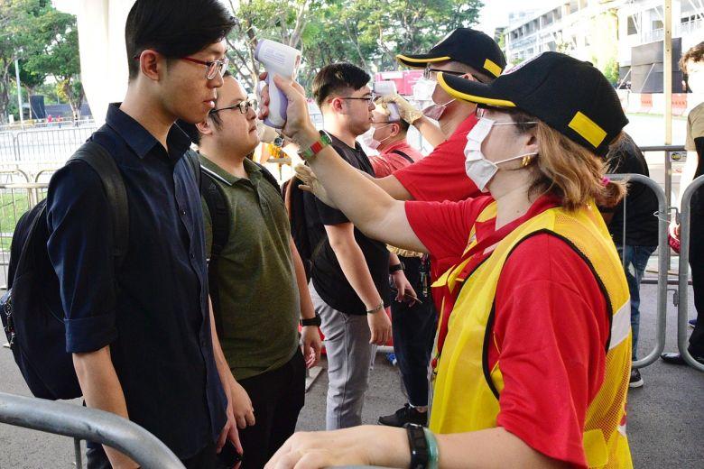 Photo: Straits Times