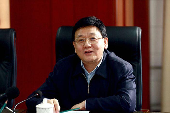 Wang Hesheng.