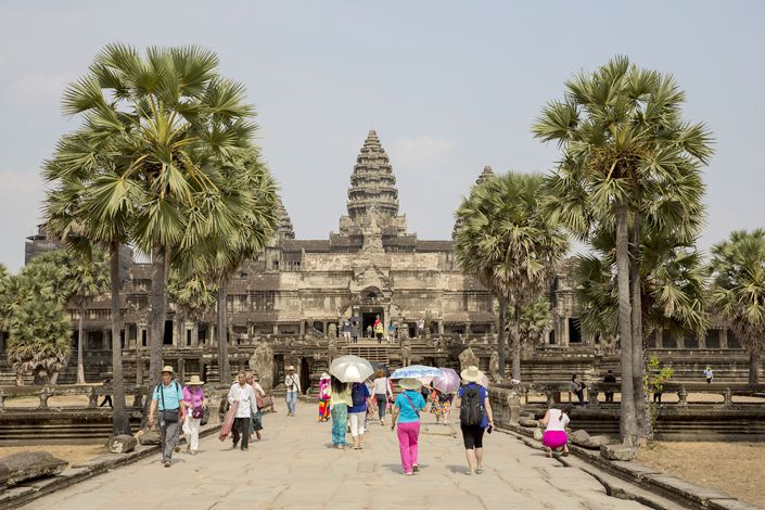 Economies across Asia have become much more dependent on Chinese tourism. Photo: VCG