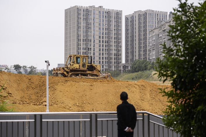 In the most recent of Beijing's auctions, which took place Tuesday, three parcels of land sold for a combined 8.7 billion yuan. Photo: IC Photo