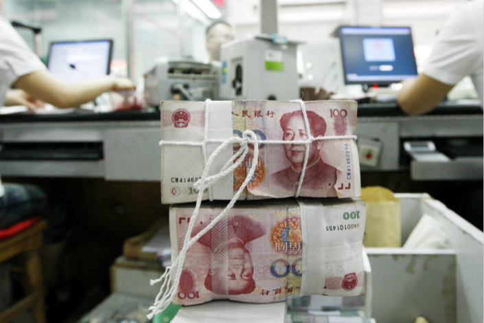 In January, the consumer price index in China rose 5.4% year-on-year, the highest expansion in more than eight years. Photo: IC Photo