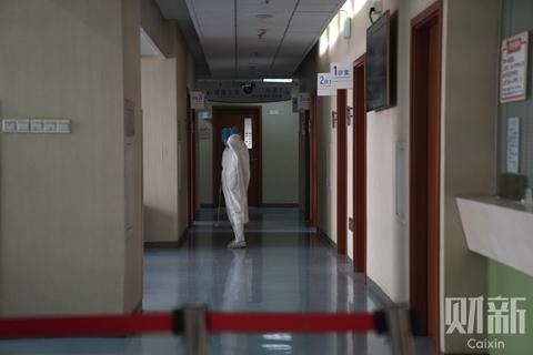 北大人民医院老年科病人确诊新冠 多家医院出现疫情(更新)