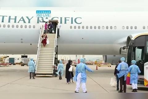 """""""钻石公主""""号疏散完毕 47国人确诊全船阳性率达2成"""