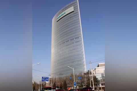 北京西门子大厦确诊1例新冠肺炎 返园区时尚未复工
