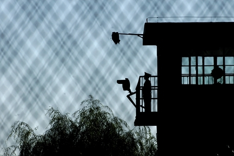 Chinese prison guards may have transmitted Covid-19 virus to more than 500 inmates and guards.