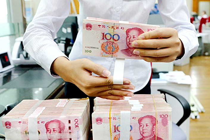 Scrutiny of the shareholding structure of some companies who claimed to be suppliers of daily necessities and found their way onto the list revealed that they were in fact local government financing and investment vehicles. Photo: IC Photo