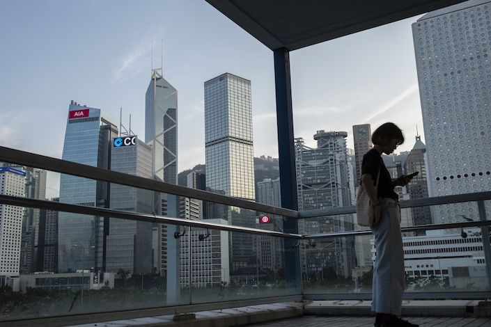 Hong Kong's civil servants will get as much as 5.26% pay raise. Photo: Bloomberg