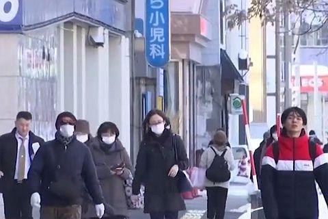 日本确诊逼近1000人 11人死亡6例与邮轮相关