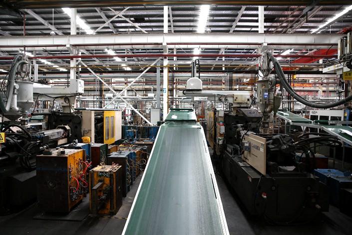 A Gree factory. Photo: VCG