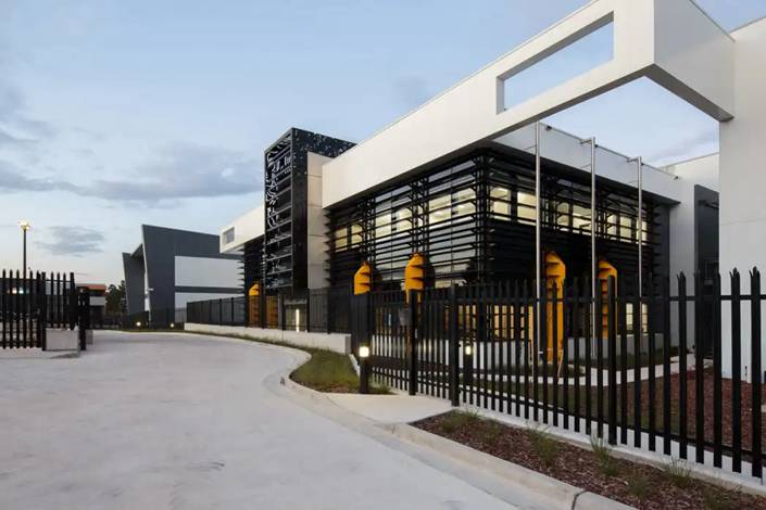 A CDC data center in Canberra, Australia. Photo: AFR