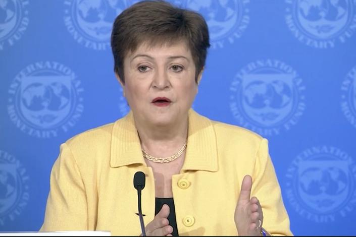 IMF Managing Director Kristalina Georgieva. Photo: IMF